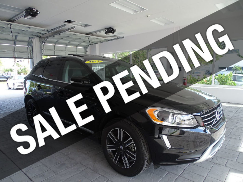 Pre Owned 2017 Volvo Xc60 T5 Dynamic Fwd